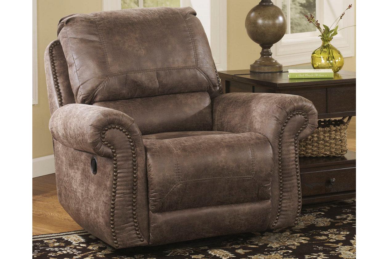 Ashley Furniture Swivel Rocker Recliner