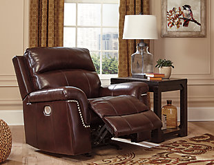 Timmons Power Recliner, , rollover