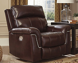 Timmons Power Recliner, , large