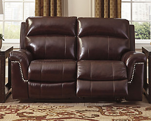 Timmons Power Reclining Loveseat, , large