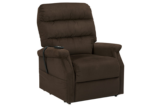 Product shown on a white background  sc 1 st  Ashley Furniture HomeStore & Brenyth Power Lift Recliner | Ashley Furniture HomeStore islam-shia.org