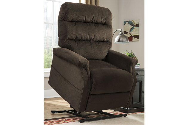 Brenyth Power Lift Recliner | Ashley Furniture HomeStore