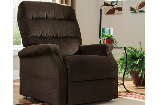 Brenyth Power Lift Recliner Ashley Furniture Homestore
