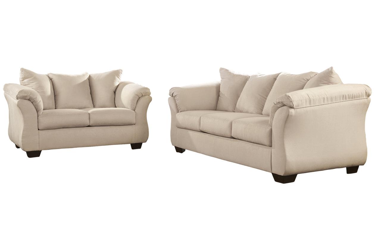 Darcy Sofa And Loveseat Ashley