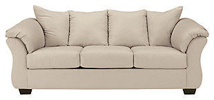 Marvelous Darcy Full Sofa Sleeper, Stone, ...
