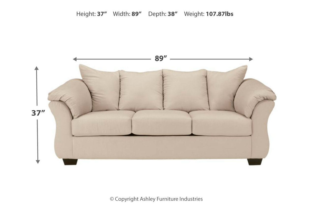 Fantastic Darcy Sofa Ashley Furniture Homestore Machost Co Dining Chair Design Ideas Machostcouk