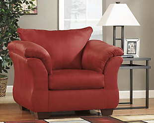 Darcy Chair, Salsa, large