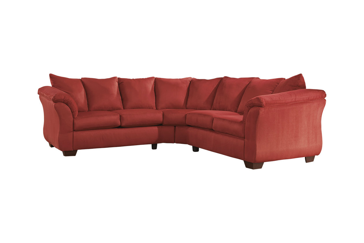 Prime Darcy 2 Piece Sectional Ashley Furniture Homestore Pdpeps Interior Chair Design Pdpepsorg