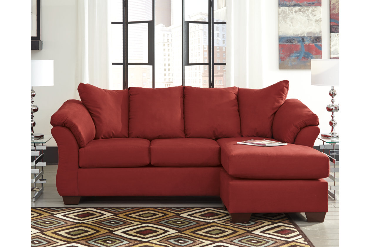 Awe Inspiring Darcy Sofa Chaise Ashley Furniture Homestore Pdpeps Interior Chair Design Pdpepsorg