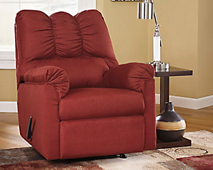 Darcy Recliner, Salsa, large
