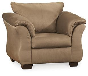 Darcy Chair, Mocha, large