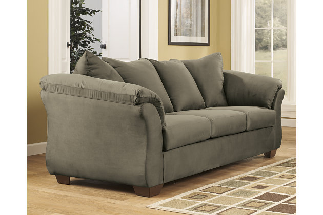 Darcy Sofa, Sage, large