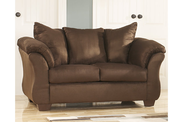 Darcy Loveseat, Cafe, large