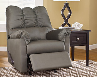 Darcy Recliner, Cobblestone, large