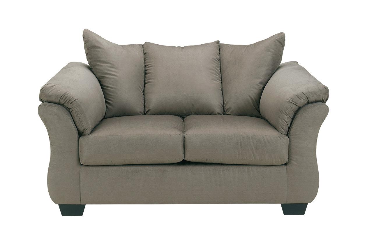 Amazing Darcy Loveseat Ashley Furniture Homestore Machost Co Dining Chair Design Ideas Machostcouk