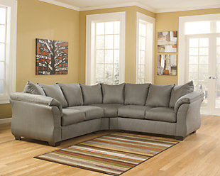 Darcy 2-Piece Sectional, , rollover