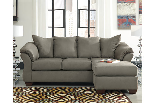 Darcy Sofa Chaise, , large