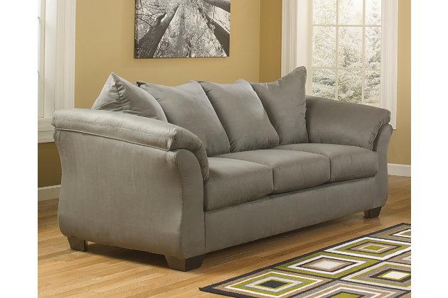 Darcy Full Sofa Sleeper, Cobblestone, large