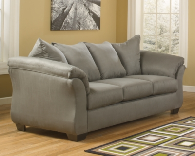 Darcy Sofa, Cobblestone, large