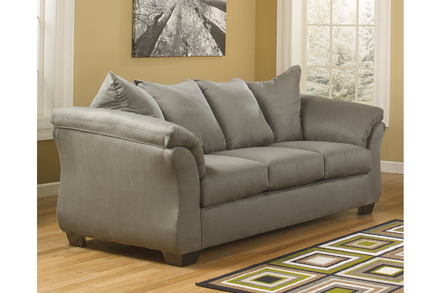 Magnificent Darcy Sofa Ashley Furniture Homestore Download Free Architecture Designs Sospemadebymaigaardcom
