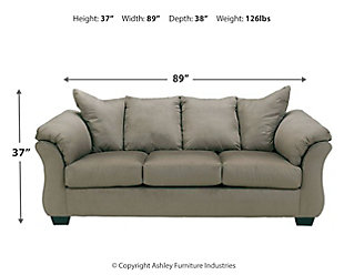 Darcy Sofa, , large
