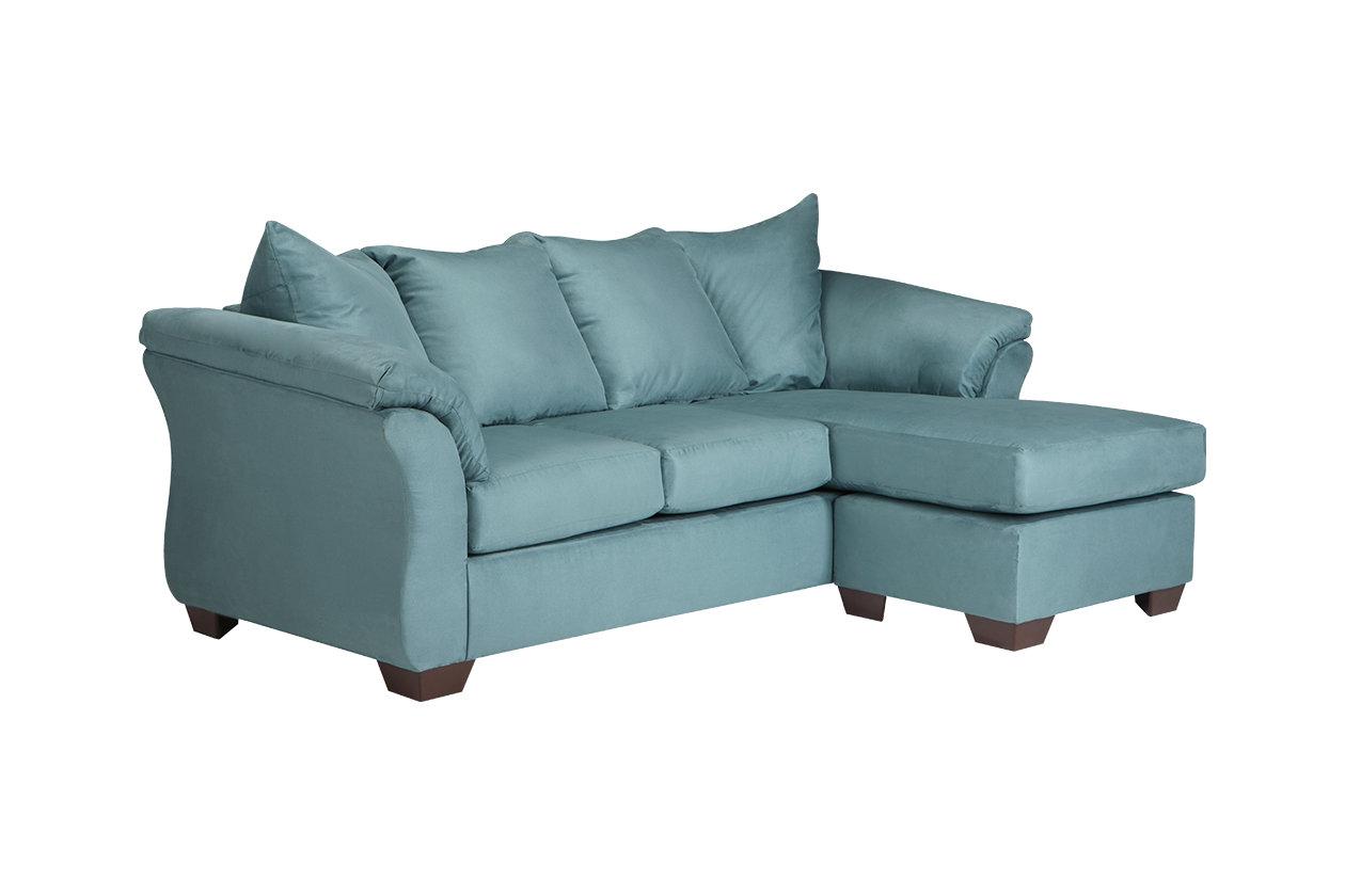 Cool Darcy Sofa Chaise Ashley Furniture Homestore Inzonedesignstudio Interior Chair Design Inzonedesignstudiocom