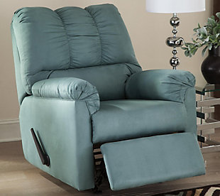 Darcy Recliner, Sky, large