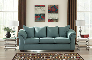 Darcy Sofa, Sky, large