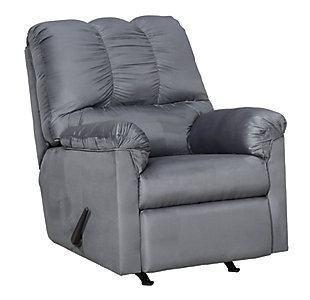 Darcy Recliner, Steel, large