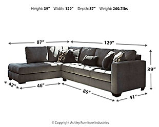 Owensbe 2-Piece Sectional, , large
