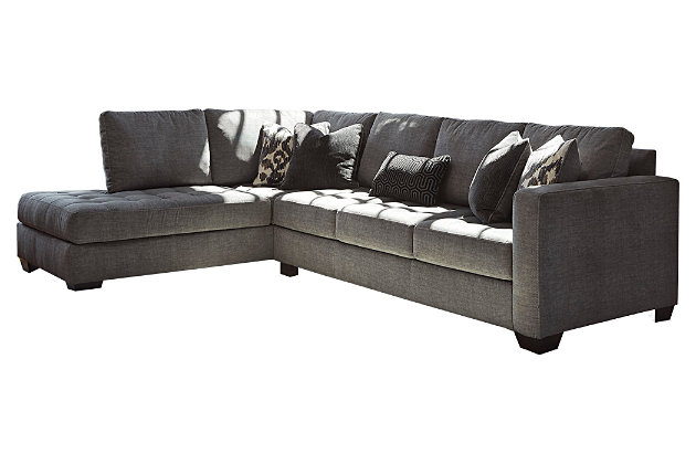 Owensbe 2 piece sectional ashley furniture homestore for Meuble ashley