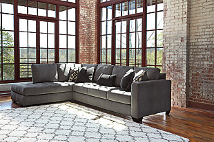 ... Large Owensbe 2 Piece Sectional, , Rollover. ASHLEY EXCLUSIVE