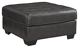 Owensbe Accents Oversized Ottoman, , large