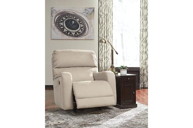 Azzedella Power Recliner Ashley Furniture Homestore