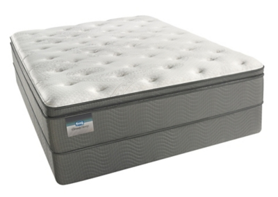 Ashley BeautySleep Long Beach Luxury Firm Pillow Top Queen Mattress