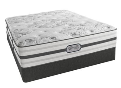 Ashley Lynden Plush Twin Mattress Beautyrest