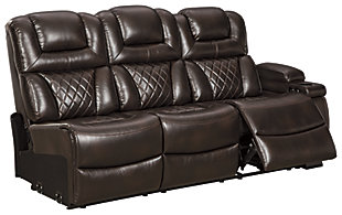 Warnerton 3-Piece Power Reclining Sectional, , large