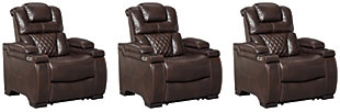 Warnerton 3-Piece Home Theater Seating, , large