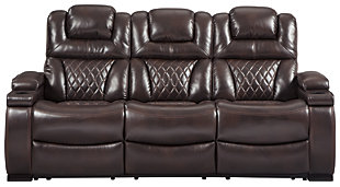 Warnerton Power Reclining Sofa, , large