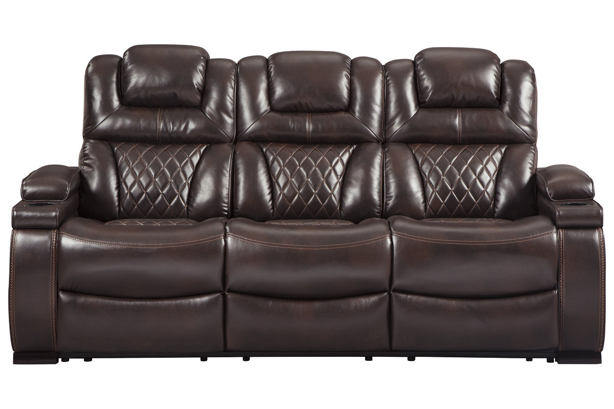Marvelous Warnerton Power Reclining Sofa Ashley Furniture Homestore Creativecarmelina Interior Chair Design Creativecarmelinacom