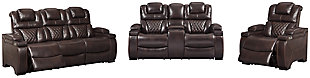 Warnerton Sofa, Loveseat and Recliner, , large