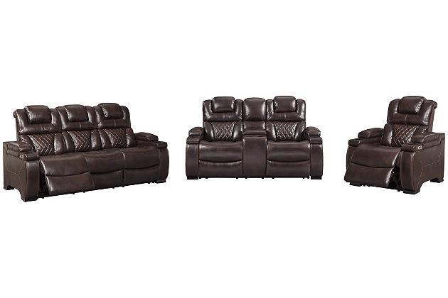 Warnerton Sofa, Loveseat and Recliner, , large