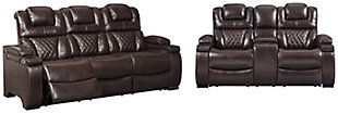 Warnerton Sofa and Loveseat, , large