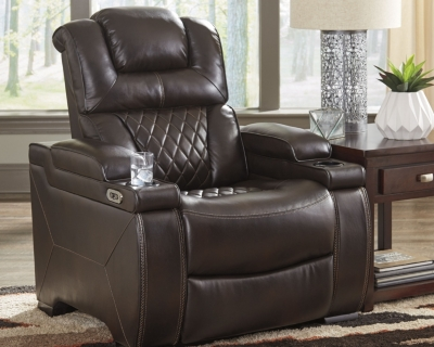 Recliner Chocolate Power Product Photo 657