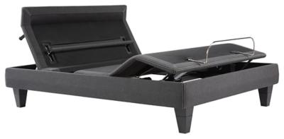 Beautyrest Black Luxury Base Full, Black, large