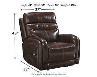 Ailor Power Recliner, , large