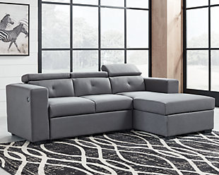 Salado 2-Piece Sleeper Sectional with Storage, , rollover