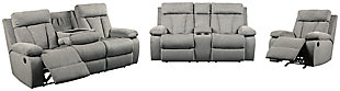 Mitchiner Sofa, Loveseat and Recliner, , large
