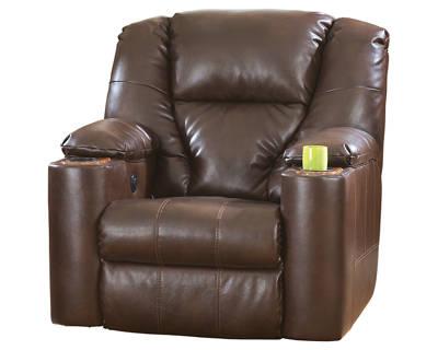 paramount durablend zero wall recliner