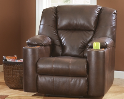 Paramount DuraBlend® Recliner by Ashley HomeStore, Brindle